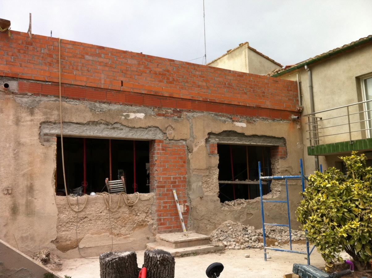 Foto reforma casa antigua de construcciones morales palma s l 249563 habitissimo - Reformas de casas antiguas ...