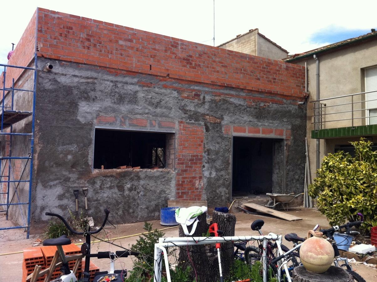 Foto reforma casa antigua de construcciones morales palma - Reformas de casas antiguas ...