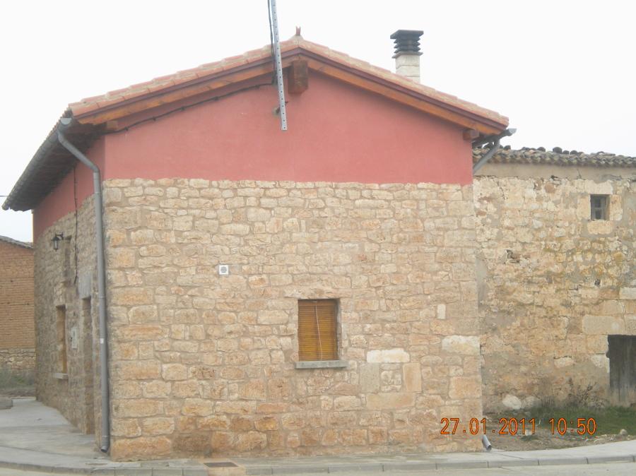 Foto reforma casa antigua de juan carlos ru z d ez - Reforma casa antigua ...