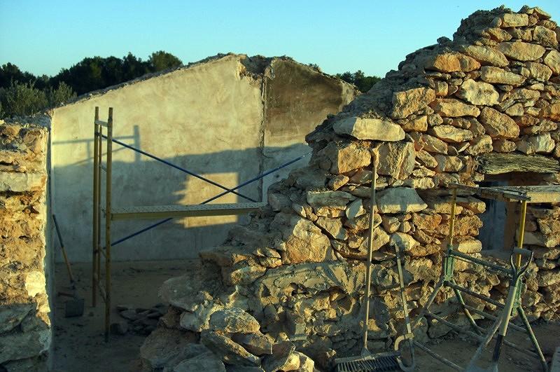 Reforma Casa Rural - Antes