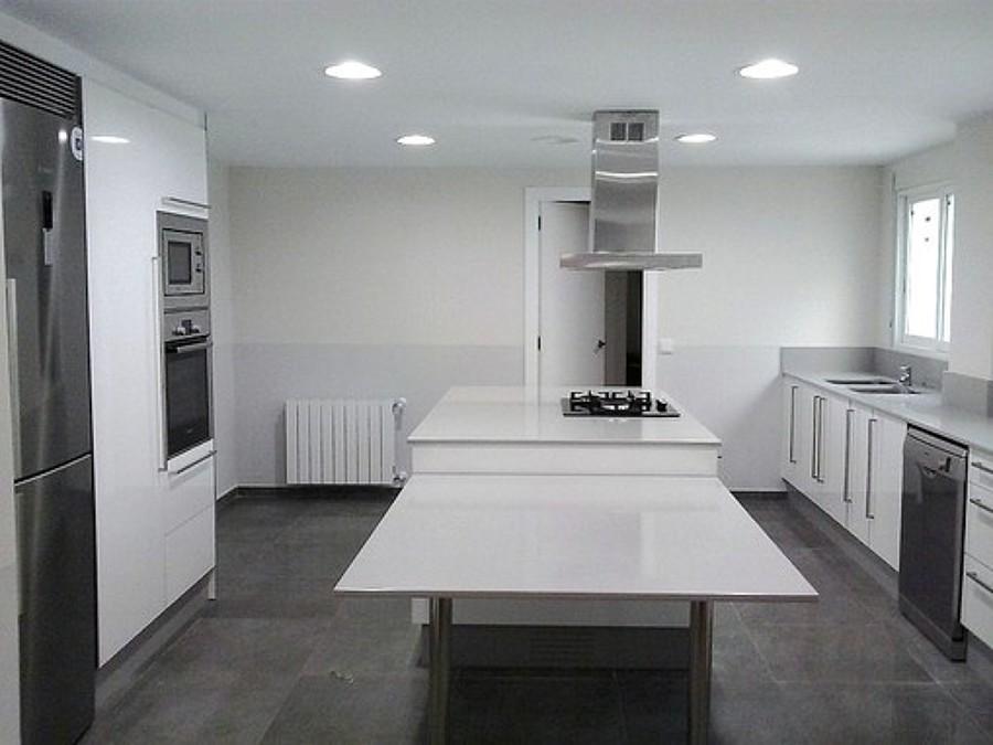 Reforma Cocina ( redistribución de espacios )