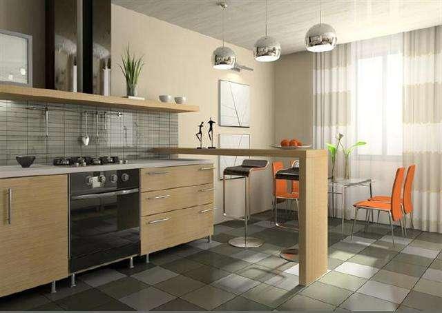 Foto reforma cocina de grupo reformas zaragoza 385706 - Reformas cocinas sevilla ...