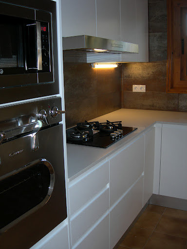 Foto reforma cocina de reforma in barcelona 428236 - Reformas cocinas sevilla ...
