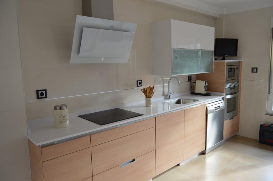 Foto reforma cocina de ideas cocinas y ba os 672105 - Reformas cocinas sevilla ...