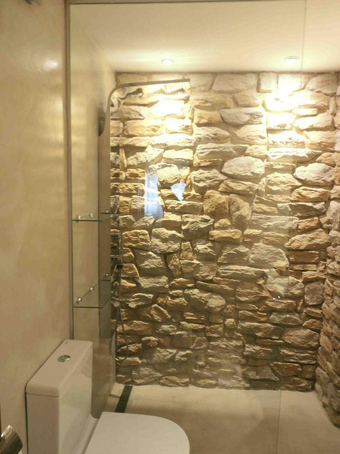 Reforma completa de baño en Galdakano