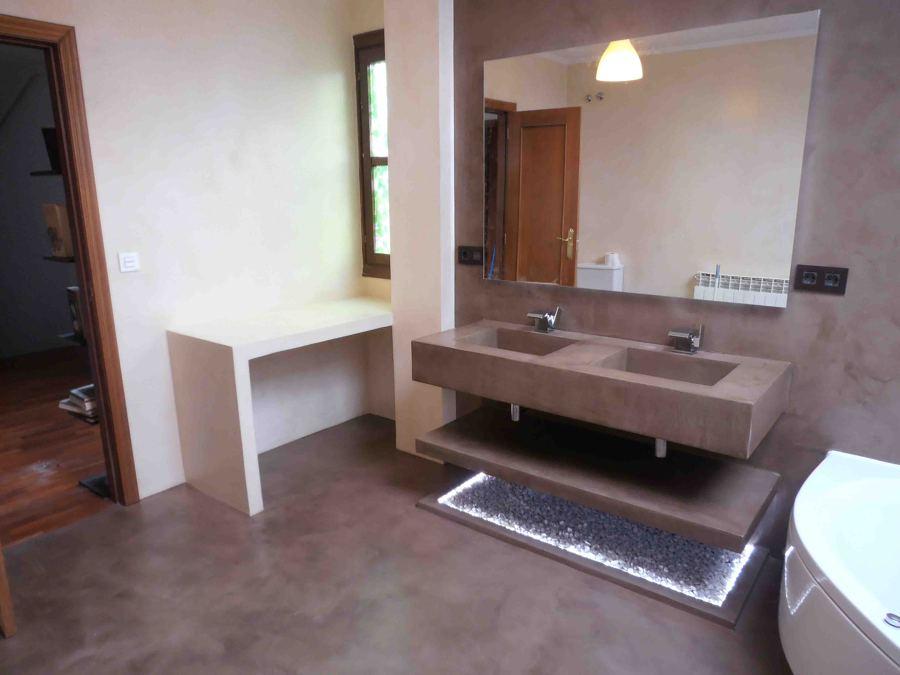 Reforma completa de baño en Getxo