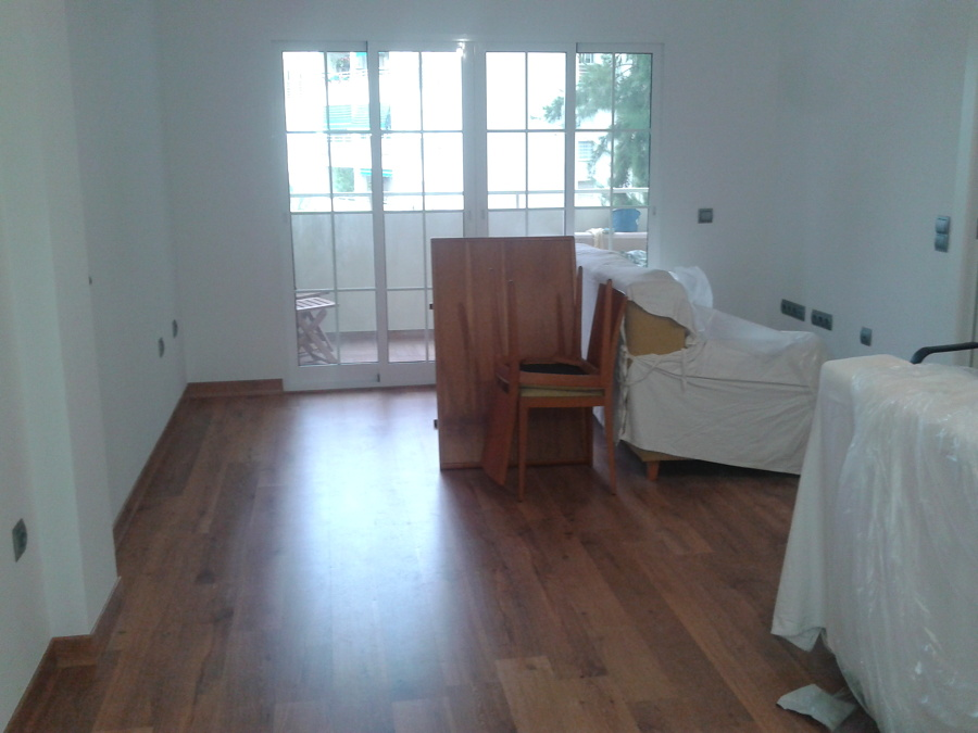 reforma completa de piso