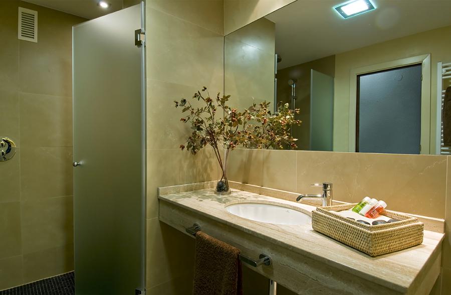 Foto reforma cuarto de ba o de marmorino s l 191752 - Reformar cuarto de bano ...