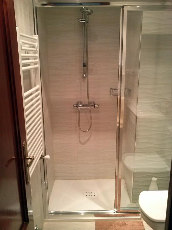 Reforma de baño en la c/ Kasune de Algorta
