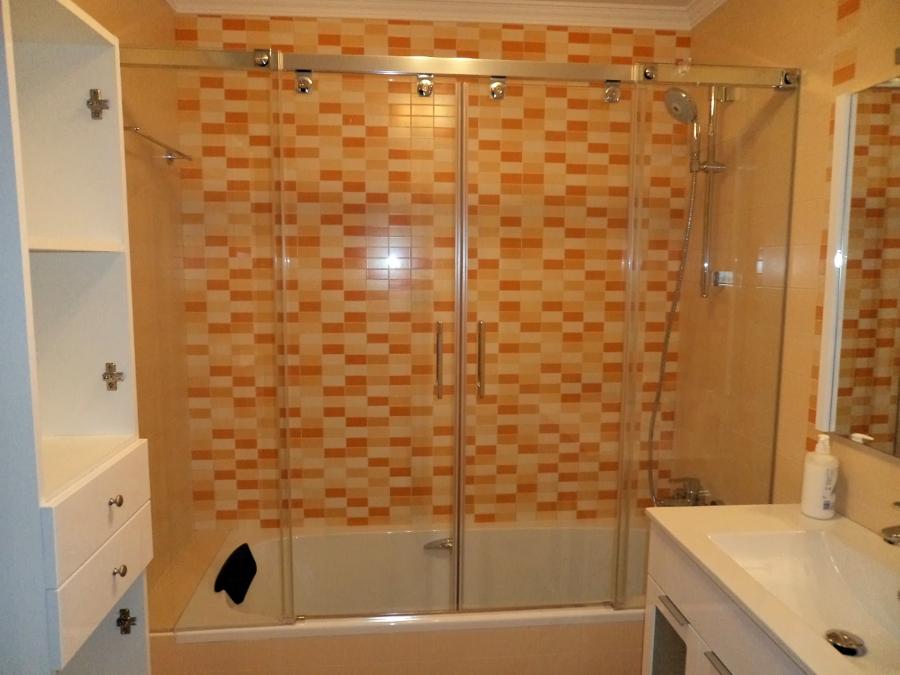 Reforma de baño en Pº de Ronda nº 45