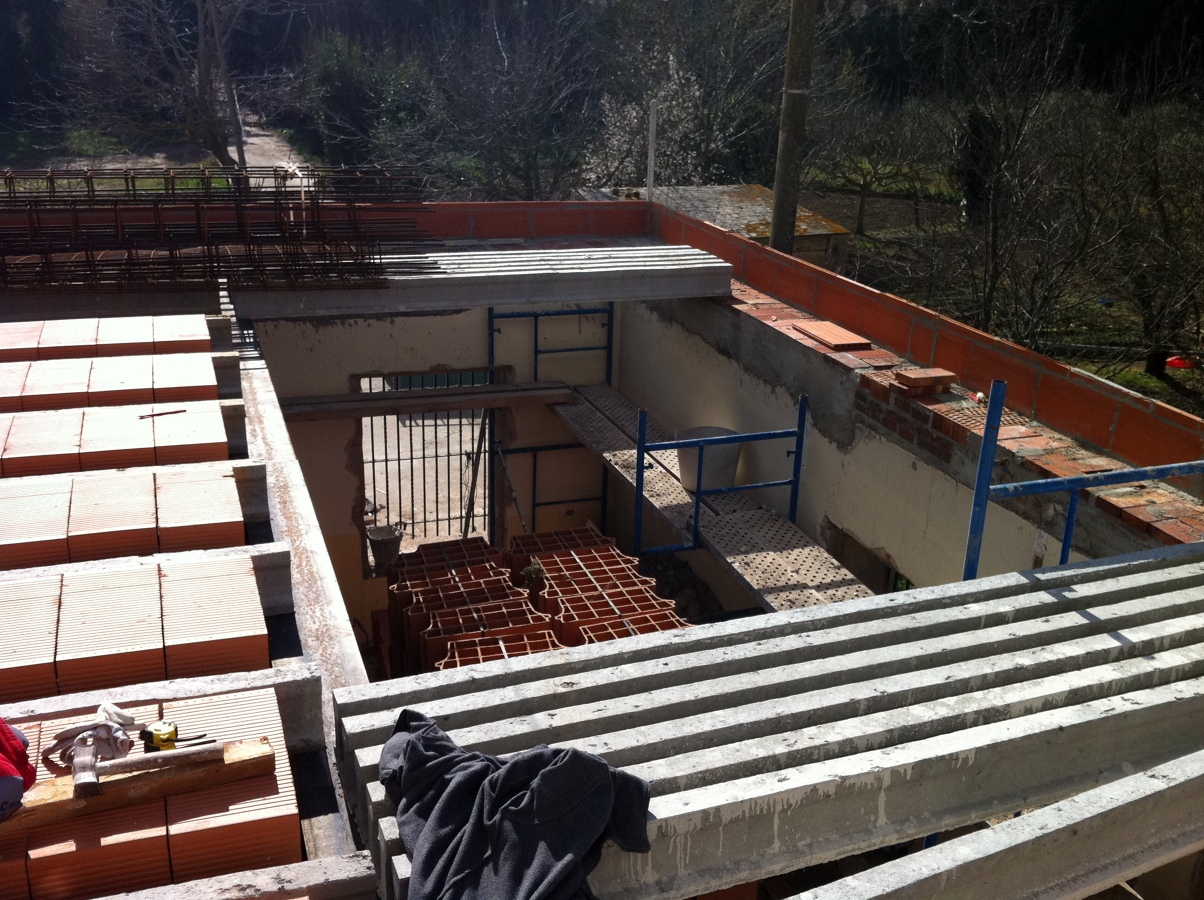 Foto 4 reforma de casa antigua de construcciones morales - Reformas de casas antiguas ...