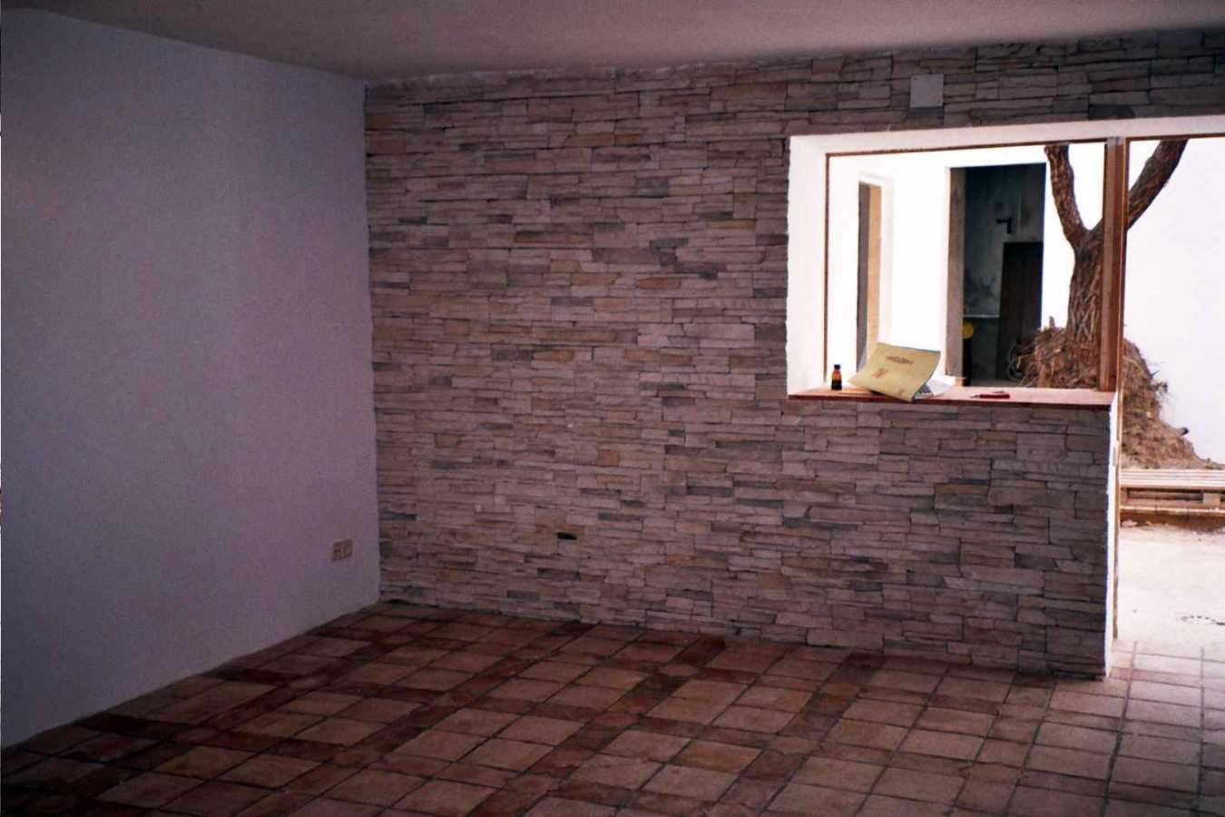 Foto reforma de casa rustica de construcciones y reformas - Reformas en casa ...