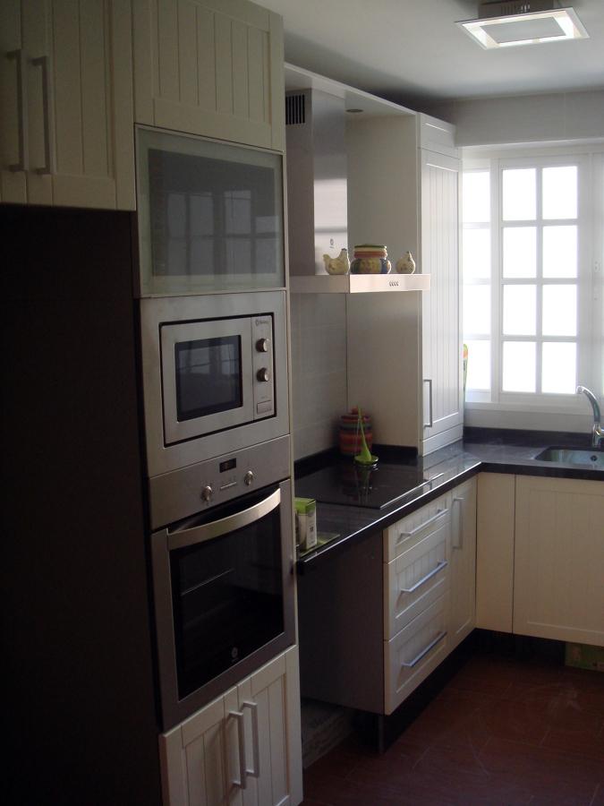 Foto reforma de cocina completa de reformas de pisos for Presupuesto cocina completa