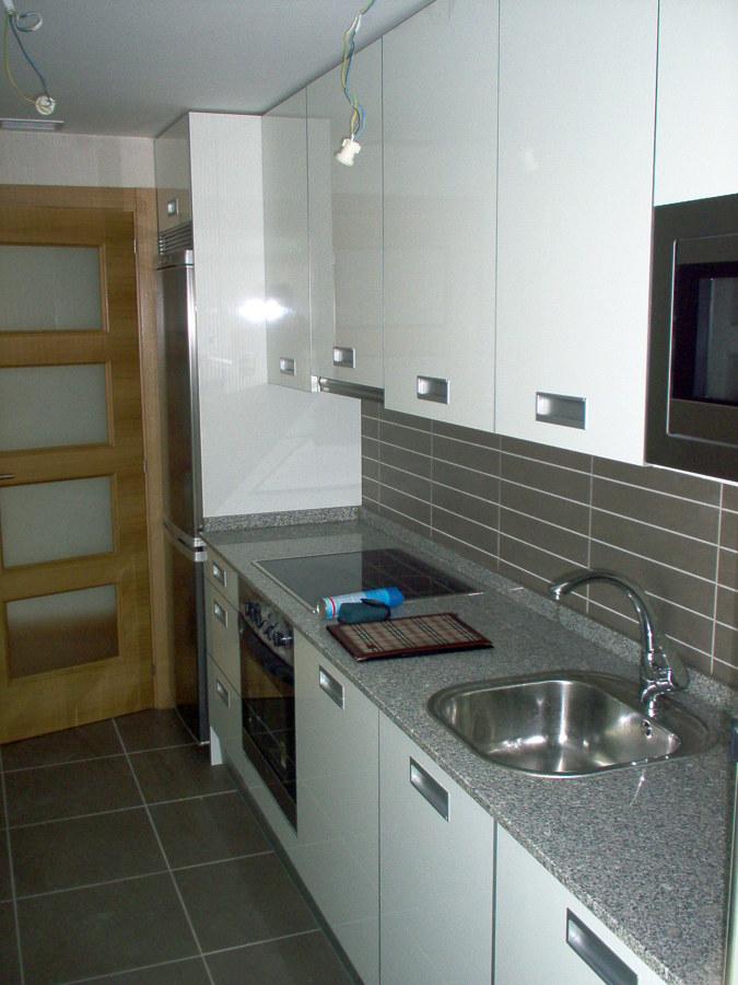 Foto reforma de cocina y mobiliario de cocinas de grupo - Mobiliario de cocinas ...