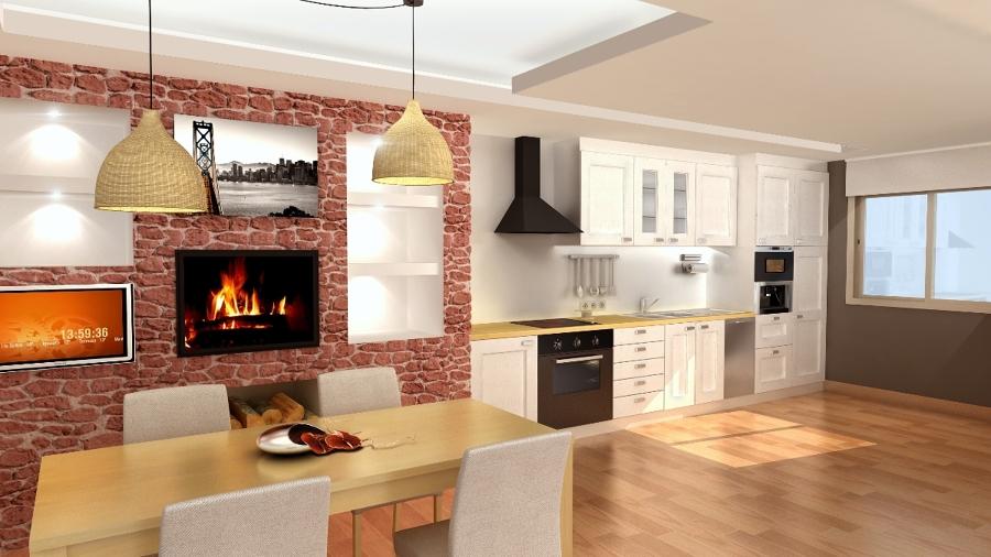 Foto reforma de cocina de omega management 294247 - Reforma de cocina ...