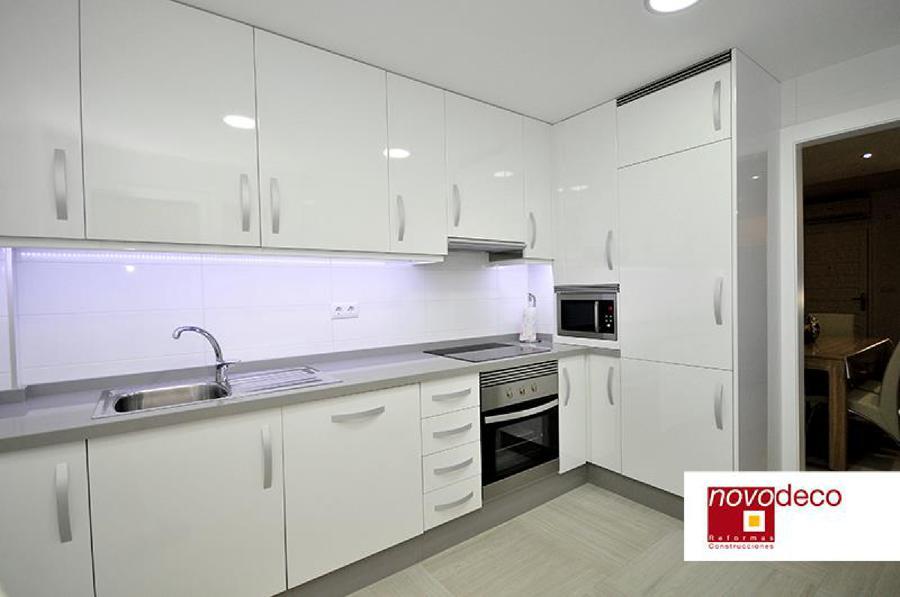 Foto reforma de cocina de reformas novodeco 432781 - Reformas cocinas sevilla ...