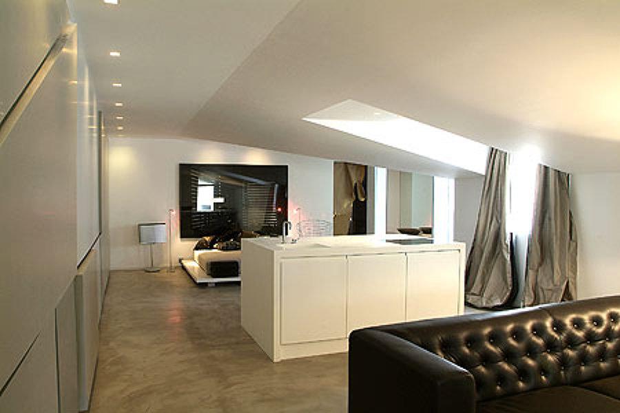 Foto reforma de d plex en madrid 056 de sireformas - Duplex en madrid ...