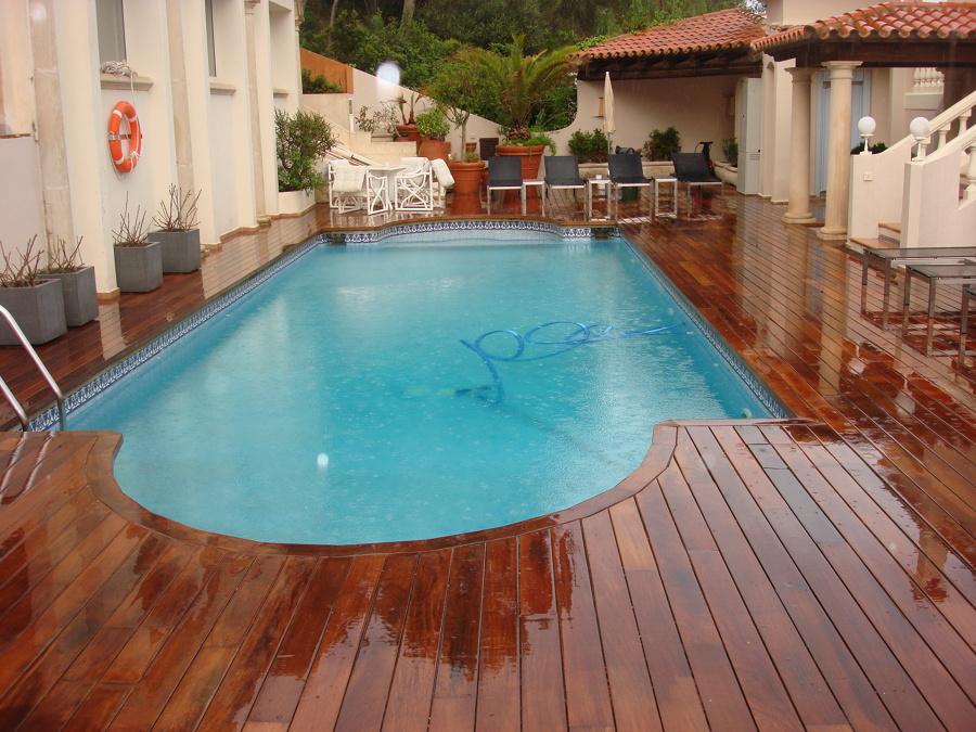 Foto reforma de piscina en hotel de construplac mallorca - Piscinas palma de mallorca ...