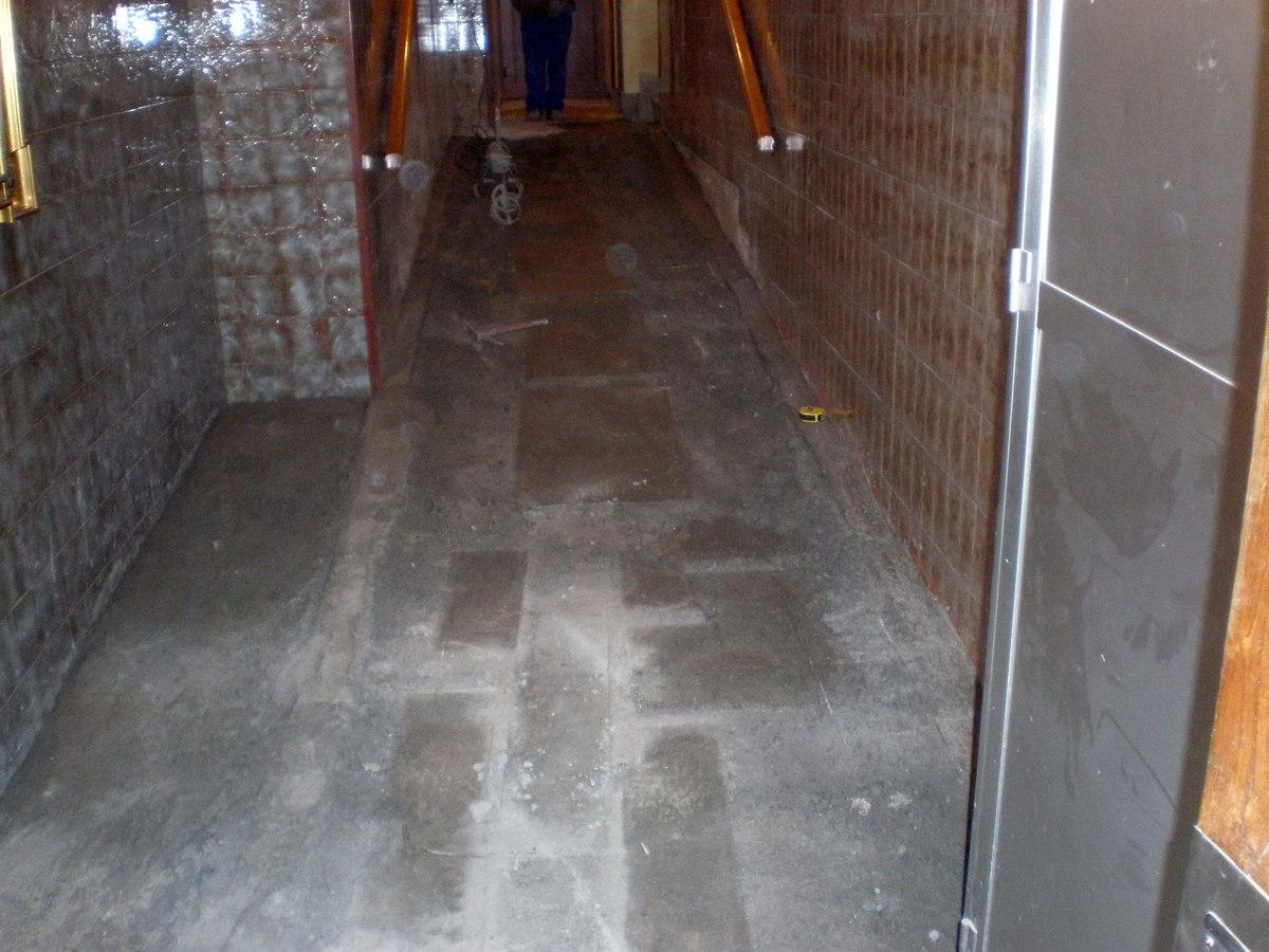 Foto reforma de portal en gijon de corema construcciones - Portal de reformas ...