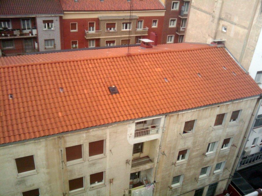 Foto reforma de tejados de alvarez cubiertas y fachadas for Tejados y fachadas vizcaya