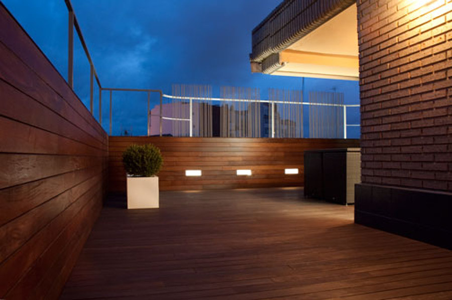 Foto reforma de terraza en tico santander de - Reformar terraza atico ...