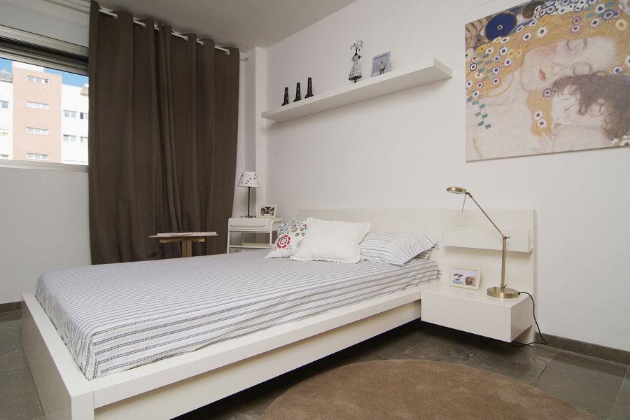 Reforma de vivienda: Dormitorio
