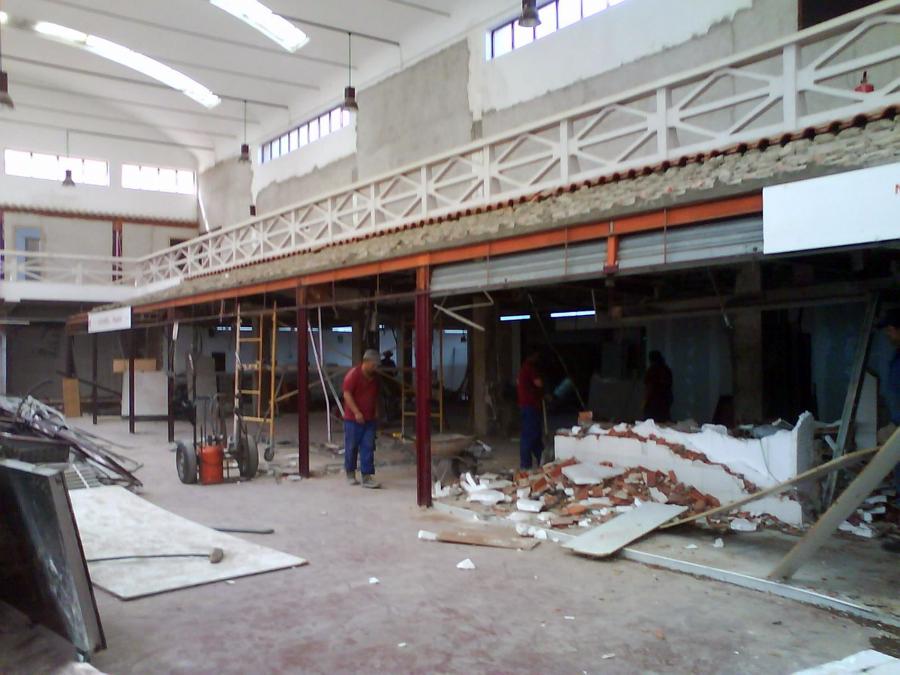 Reforma del Mercado de S. Juan (Salamanca)