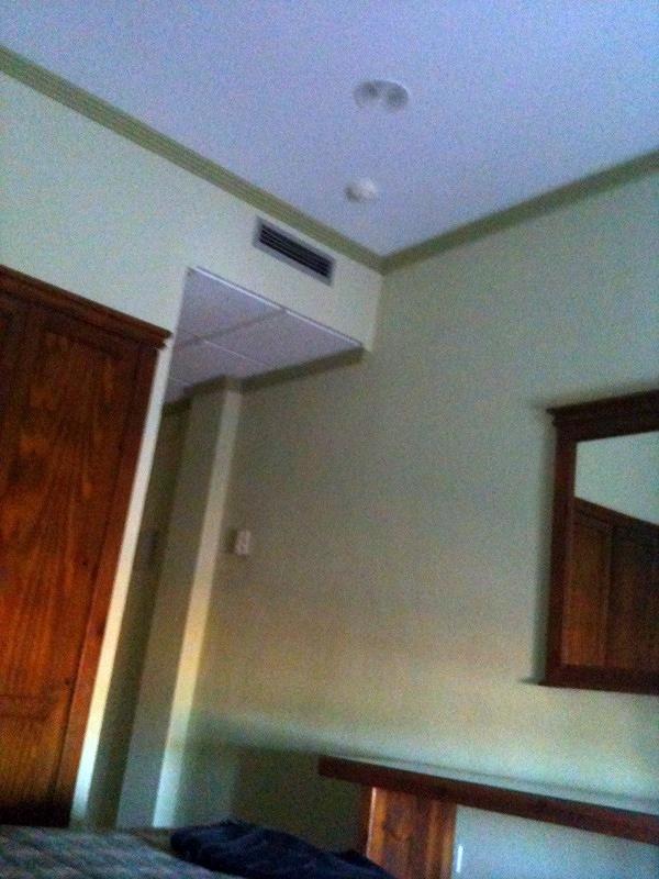 Reforma instalación aire acondicionado.