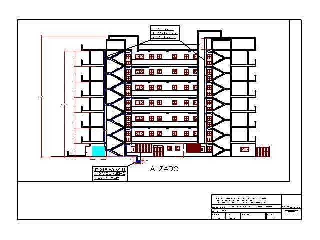 Reforma Instalación Eléctrica Edificio de Viviendas
