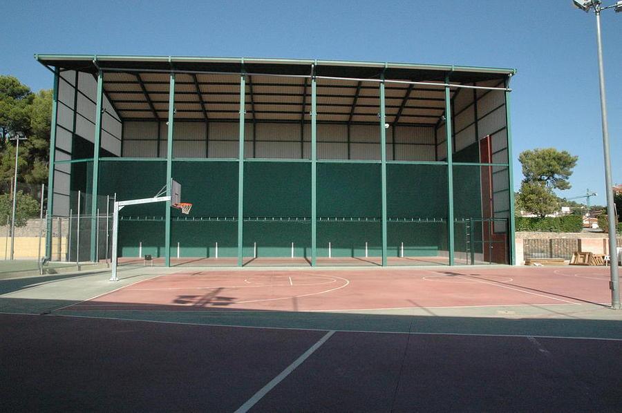 Reforma Instalaciones Deportivas
