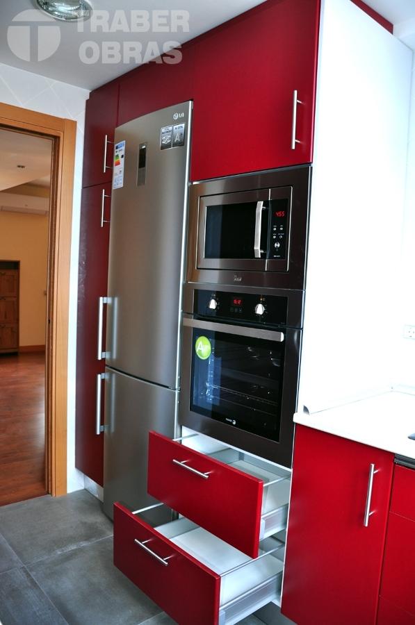reforma integral_calle Barrionuevo_Madrid_muebles cocina_por Tra