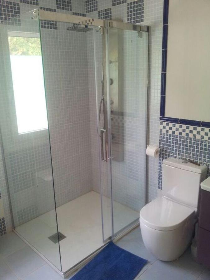 Foto reforma integral de ba o de saneamientos damar for Reforma bano logrono