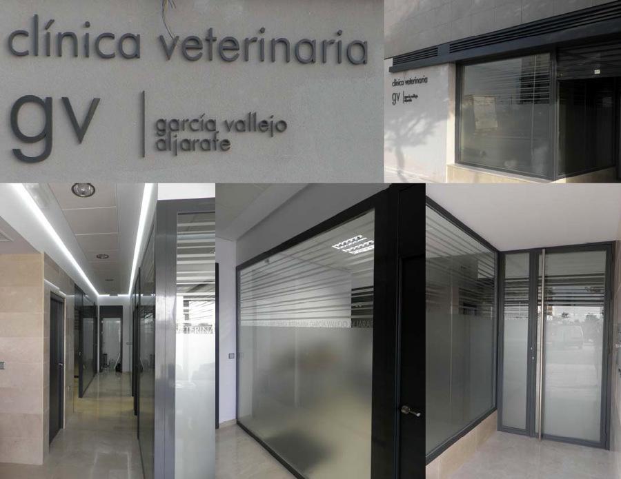 Reforma integral de local comercial para clinica veterinaria