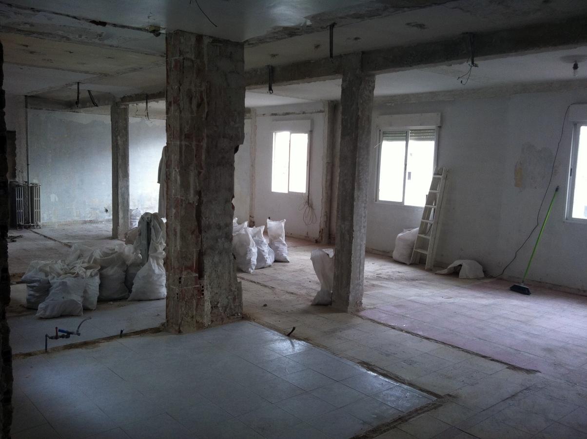 Foto reforma integral de piso de reformas madrid 249124 - Reforma integral piso madrid ...