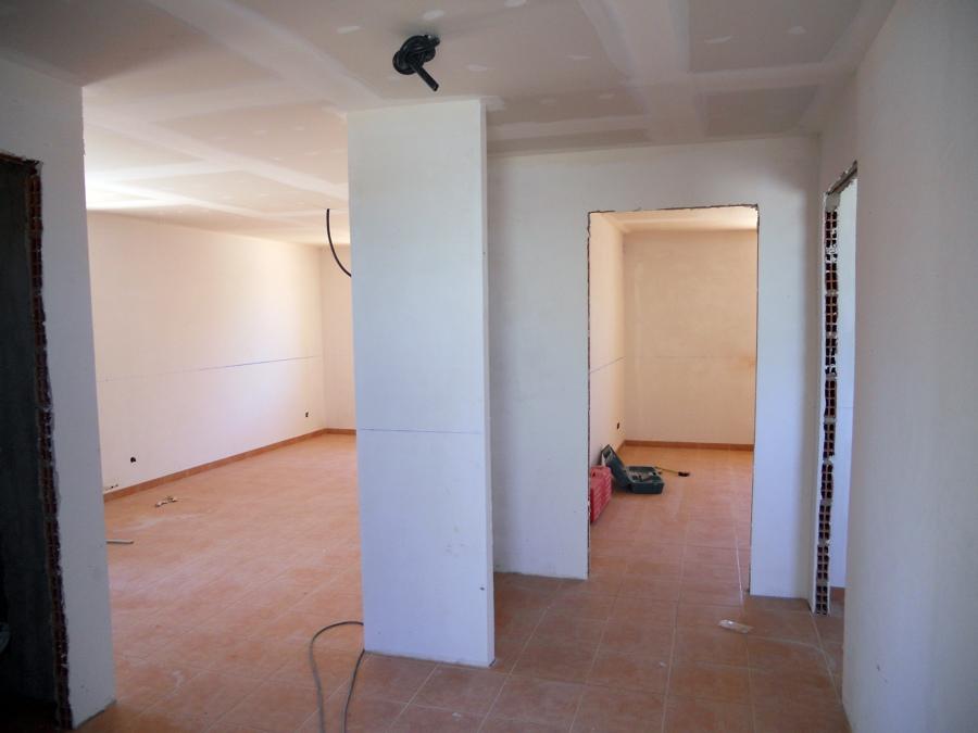 foto reforma integral de una casa de construcciones y