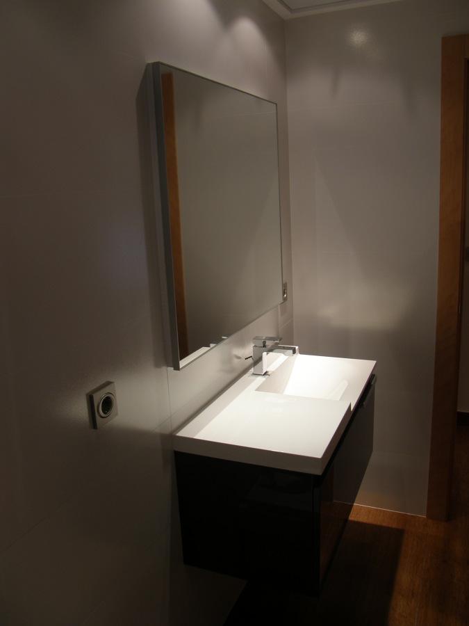 Reforma integral de una vivienda en Murcia-baño
