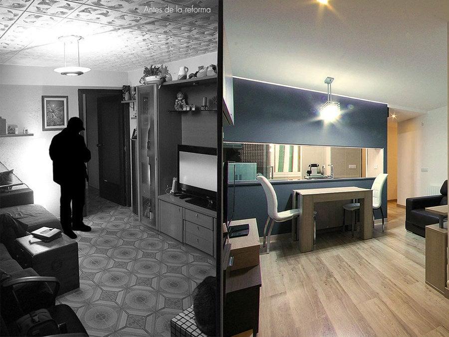 Foto reforma integral de vivienda barcelona de xte - Reformas en ourense ...