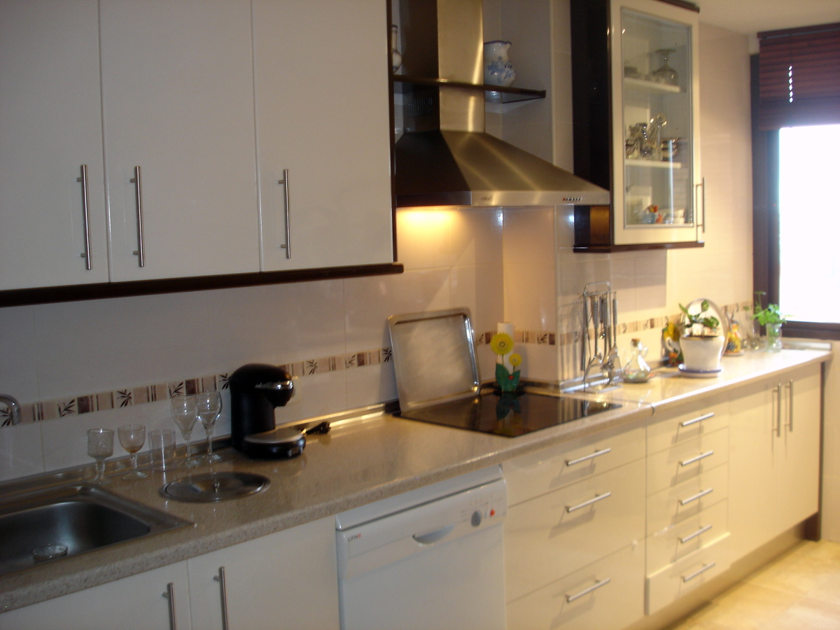 Foto reforma integral foto cocina c torrelaguna 61 de - Reforma integral cocina ...