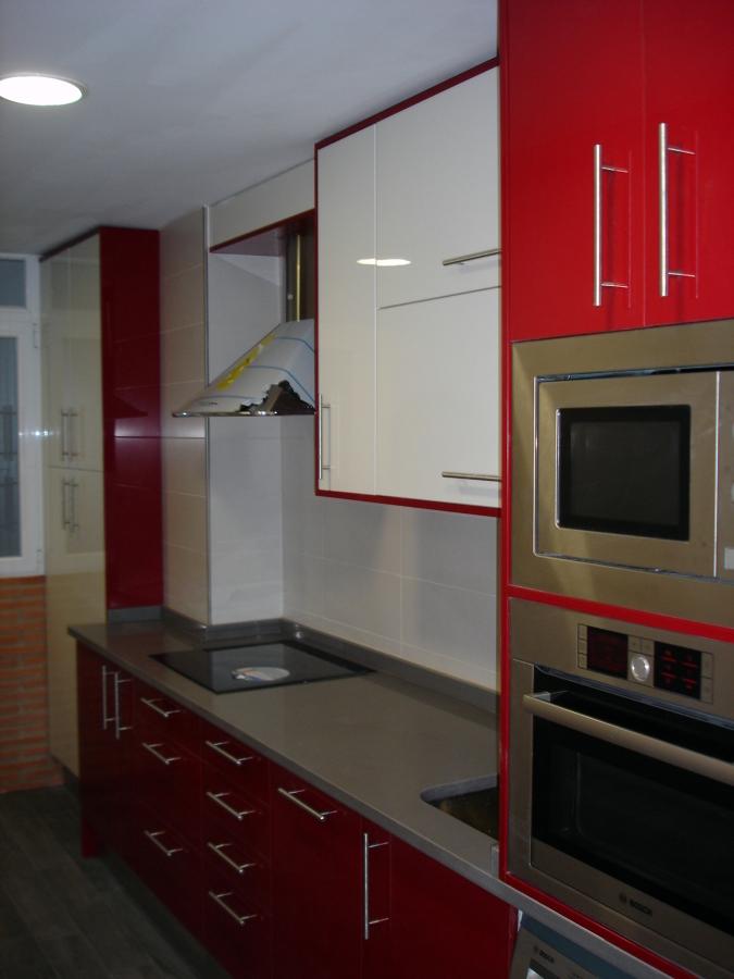 Reforma Integral Foto cocina c/ Virgen del Coro, 18