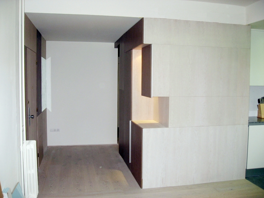 Reforma integral piso en Barcelona