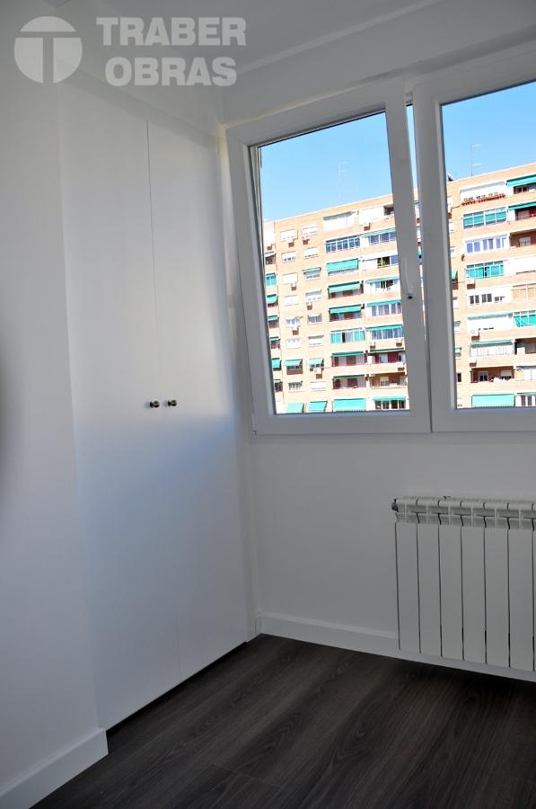 reforma integral piso Madrid en Av. de Betanzos _por Traber Obra