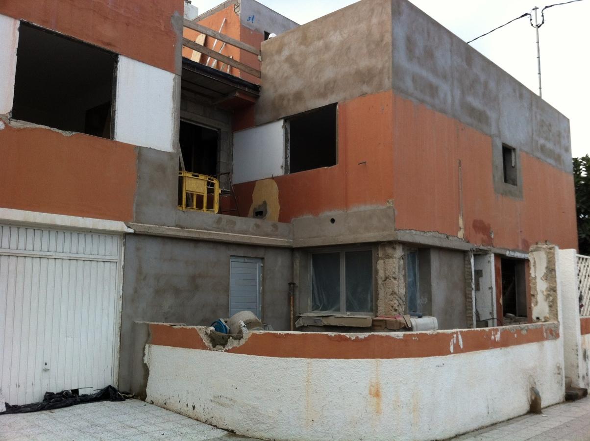 Foto reforma integral vivienda unifamiliar de insular de for Casas en ciudad jardin las palmas