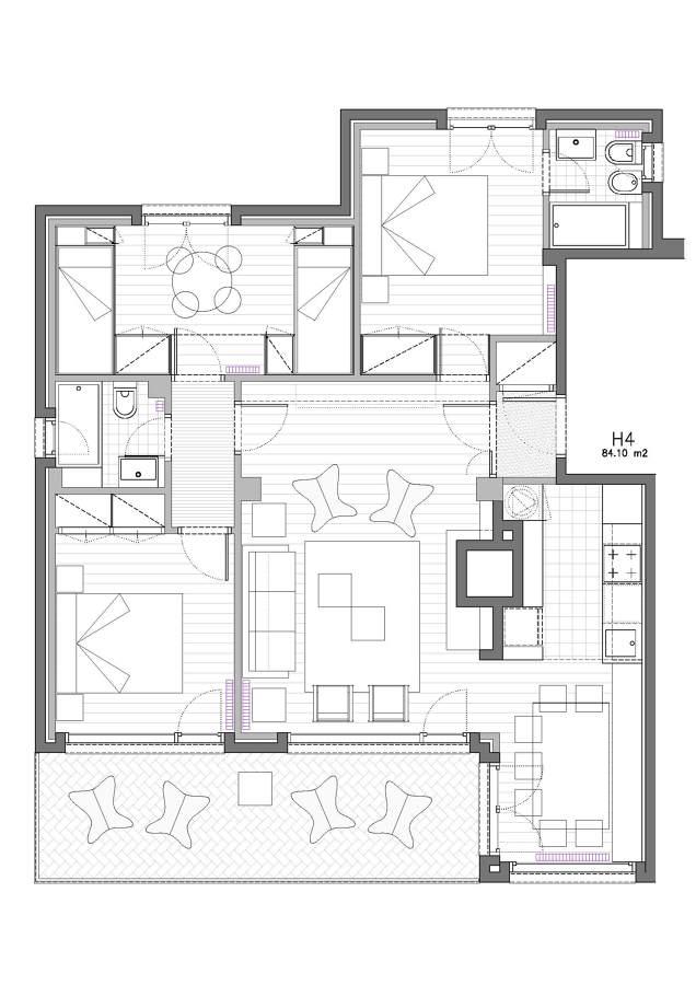 Reforma interior habitatge