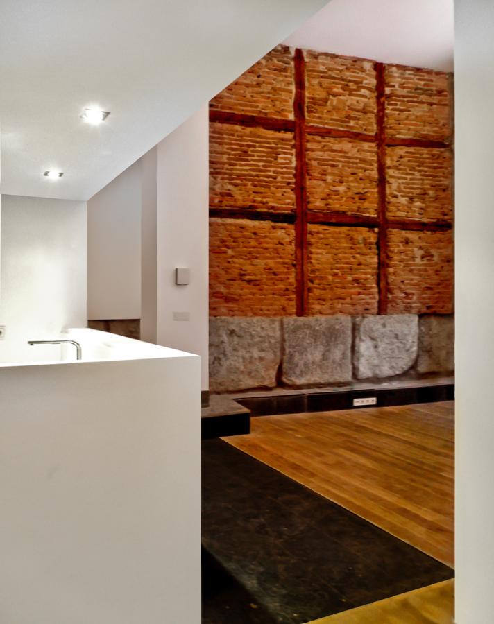 Reforma loft 110m2, Madrid, Tirso de Molina.