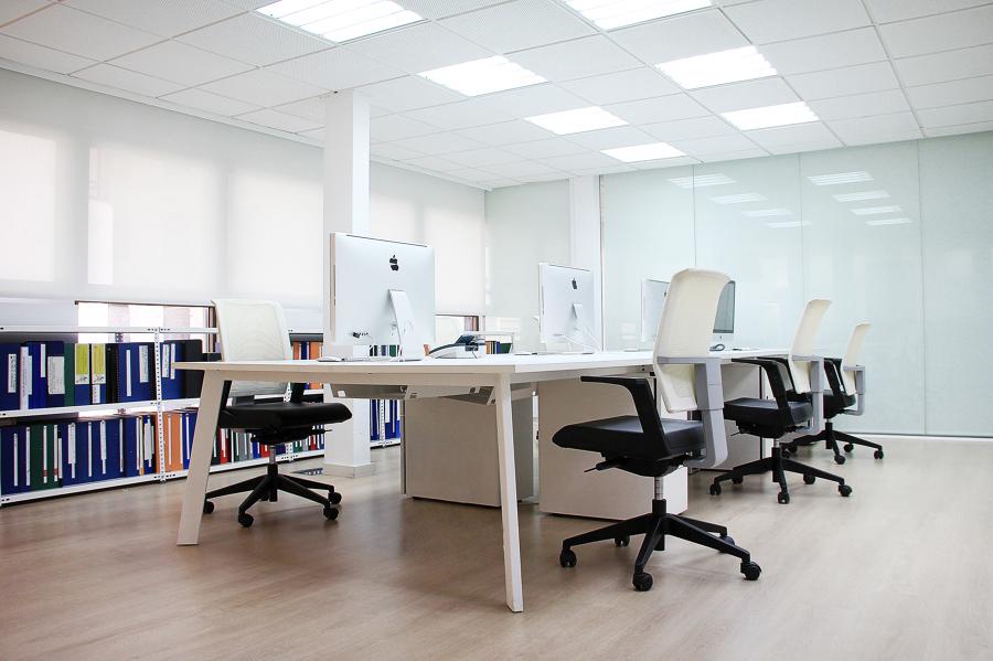 Foto reforma oficinas de bdn 517565 habitissimo for Reformas oficinas barcelona
