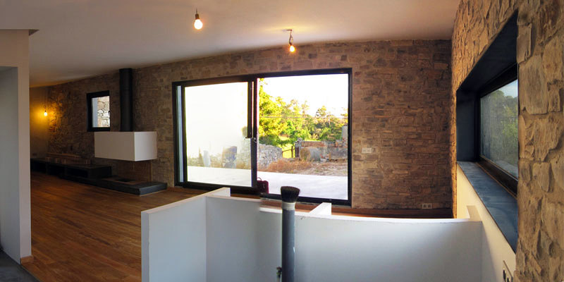 raddi ARQUITECTES Reforma en vivienda unifamiliar, Aguiló, Tarragona