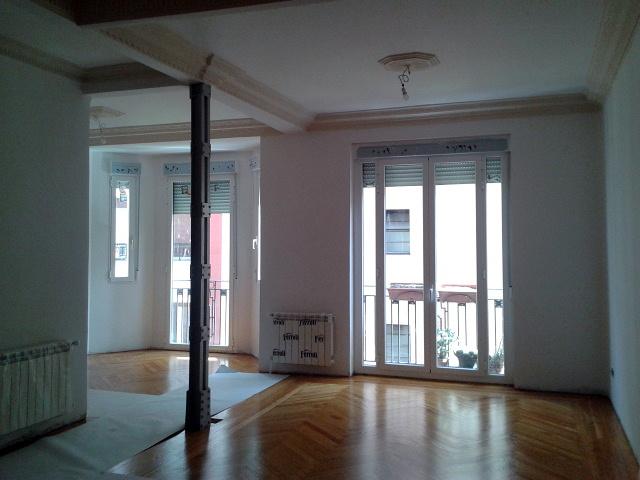 Foto reforma piso antiguo madrid de isabel del peral for Reformas de pisos antiguos