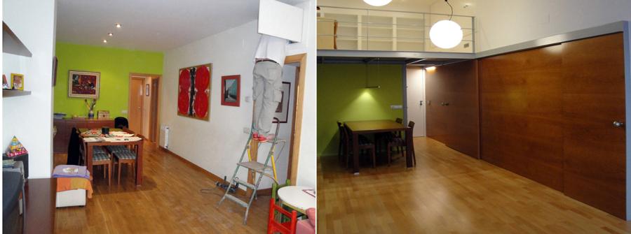 Foto reforma piso en barcelona de taller3 arquitectura - Reforma pisos barcelona ...