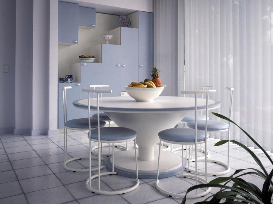 reforma piso Leioa (zona cocina)
