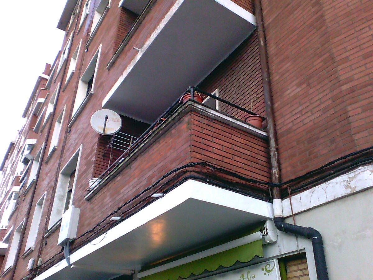 Foto de terraza de pintura decorativa jose - Reformas de terrazas ...